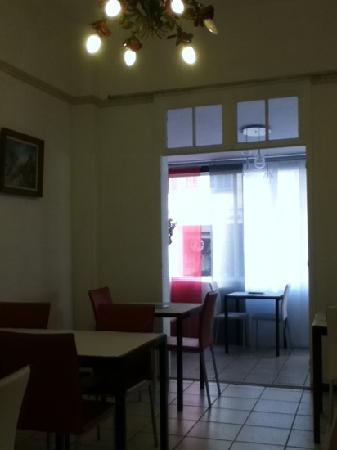 Hotel Colbert: sala da pranzo