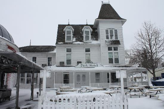 Park Hotel: Wintertime