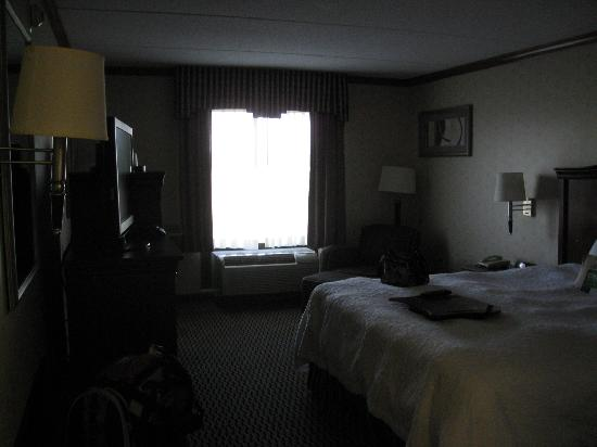 Hampton Inn & Suites Manchester - Bedford: other view of room