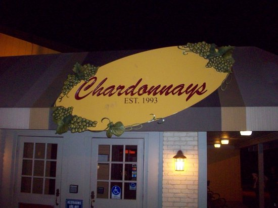 Chardonnay S Restaurant Entrance