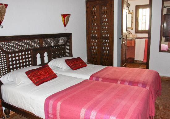 Riad/ Casa con Encanto Dar Manara