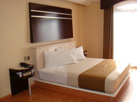 Hotel Dubrovnik: habitaciones