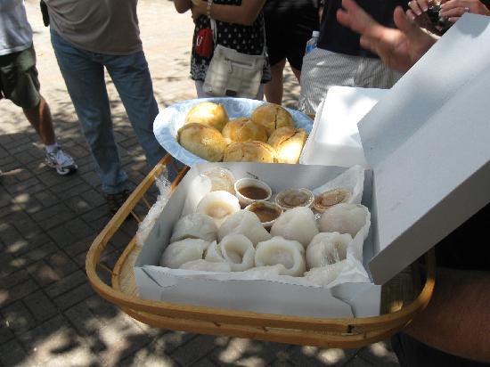 Hawaii Food Tours: China Town #1