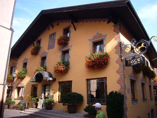 Hotel Cavallino d'Oro: The hotel