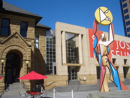 ‪San Jose Museum of Art‬
