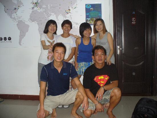 Sanya Backpackers: Yeng Yeng Mdm Wong Ying Yan