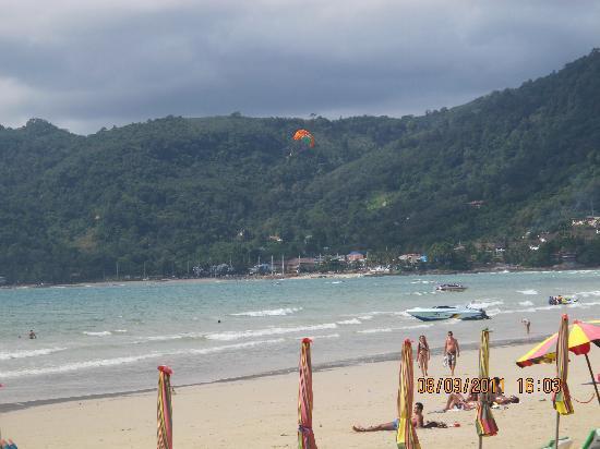 Baramee Hip Hotel Patong: Patong Beach