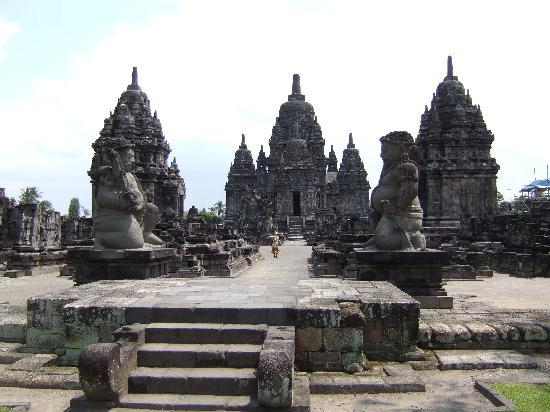 วัดพรัมบานัน: the other end