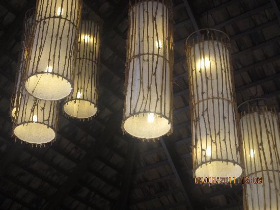โรงแรมพี พี คาสิตา: The lights at PP Casita