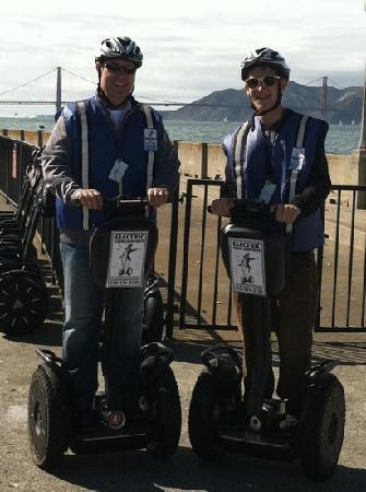Electric Tour Company Segway Tours: Fun day riding Segways