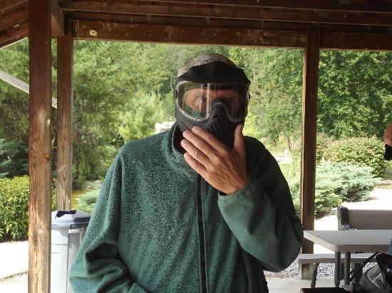 Wolverine Paintball Park: Fun for all ages ( 64 yrs old )