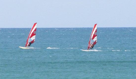 Koh Lanta Watersports: Windsurfing Lanta January 2011