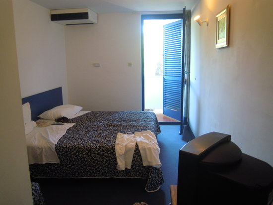 Sali, Kroasia:                                     Schlafzimmer