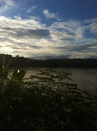 Mekong Estate: vue terrasse