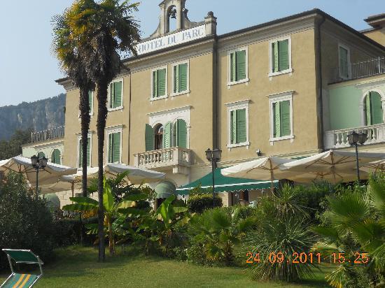 Hotel du Parc: vue de l'hôtel