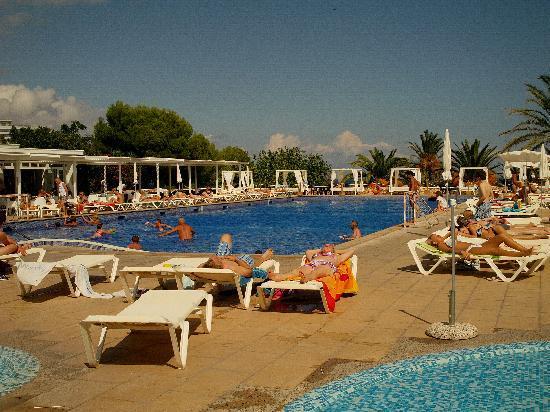 Palia Maria Eugenia Hotel: la piscine