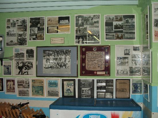 Nettuno, İtalya: alcuni dei ricordi della squadra piu gloriosa d'italia