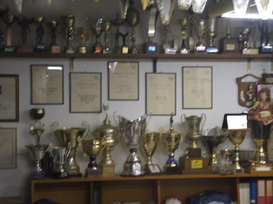 i trofei della danesi nettuno bc