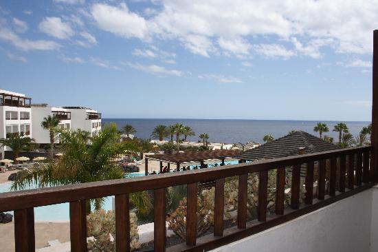 Hesperia Lanzarote: Vista desde la habitacion