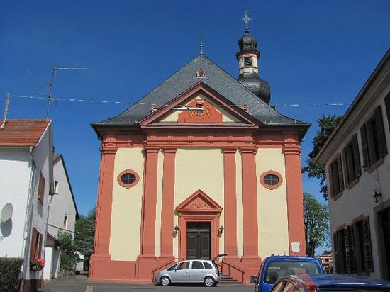 Maria Geburt Church
