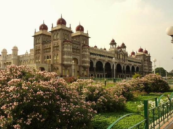 The Windflower Resort & Spa, Mysore: Le palais du Maharaja de Mysore
