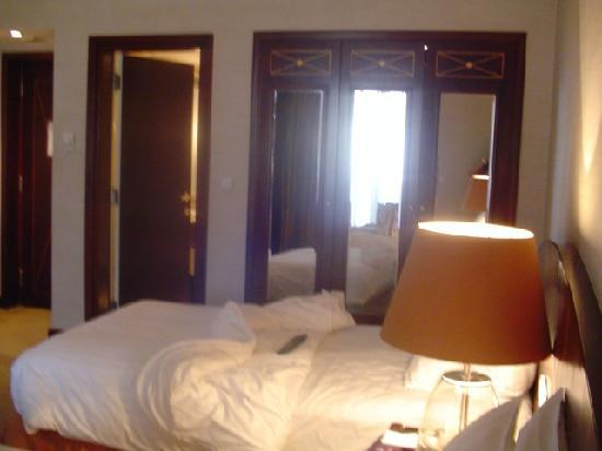 Sheraton Cairo Hotel & Casino: The room