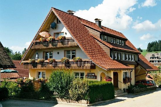 Hotel St Margen Hirschen