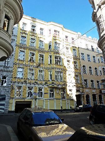 Hotel Rathaus Wein & Design : Hotel Rathaus Wien Lange Gasse
