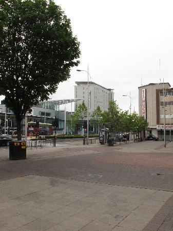 Holiday Inn  Express Hull City Centre: The Hotel