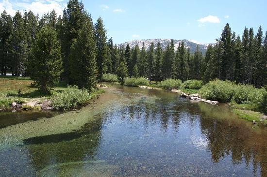 Yosemite Valley: Da möchte man am liebsten baden gehen.