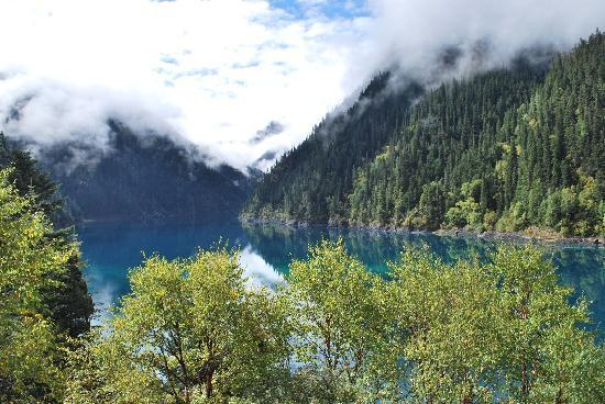 Jiuzhaigou Natural Reserve: Lake 1