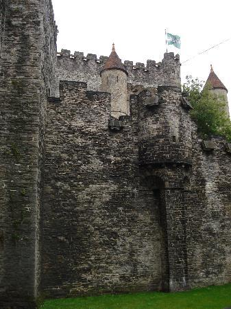 Ghent, Bélgica: Castillo de los Condes, Gante