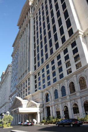 Caesars Palace: Augustus Tower