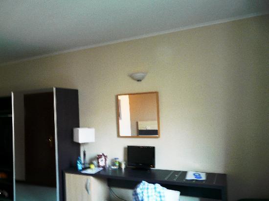 Alba Hotel Torre Maura: room