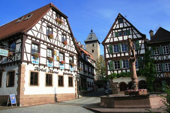 Bretten, Γερμανία: Hotel Krone