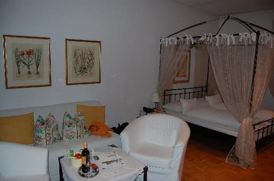 Hotel Schrannenhof: Romantic Room