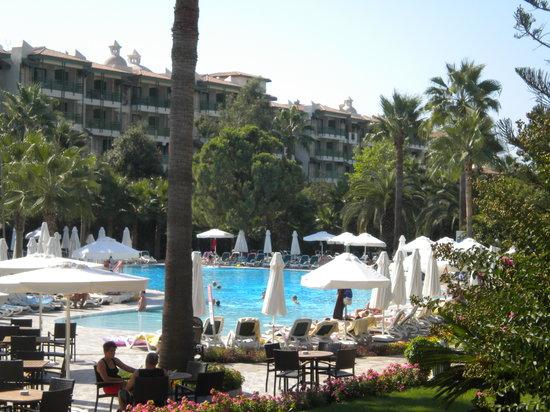 Barut Hemera: Pool Area
