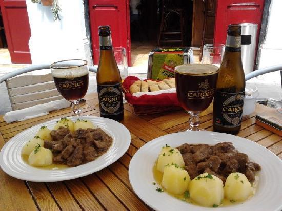 Resultado de imagen para comidas belgas