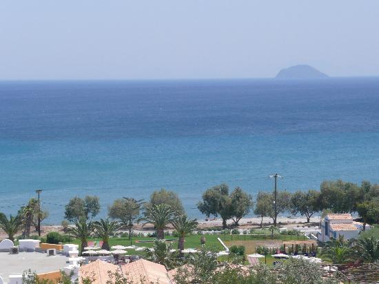 Lagas Aegean Village: Dalla camera, la vista!
