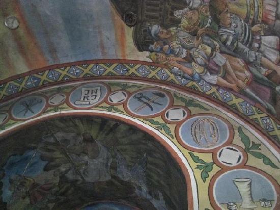 Waldkapelle der Schmerzhaften Mutter: 9
