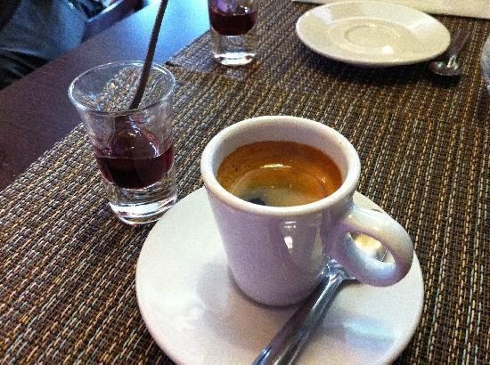 Bistrot du Boucher: Café