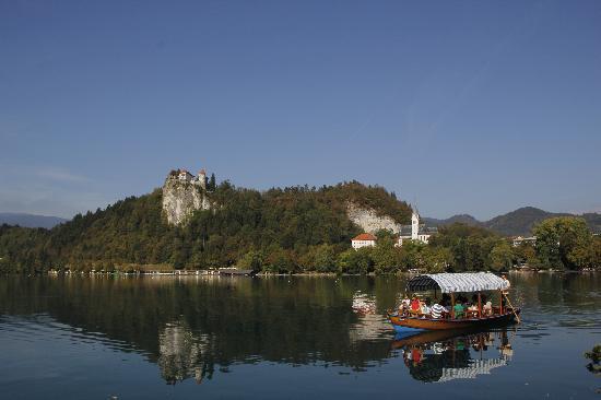 Pension Mlino: Bled Lake
