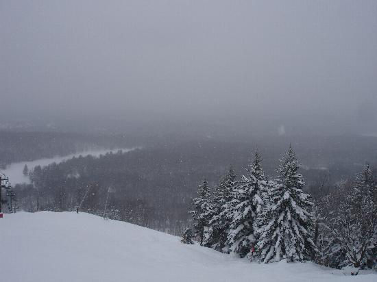McCauley Mountain: January