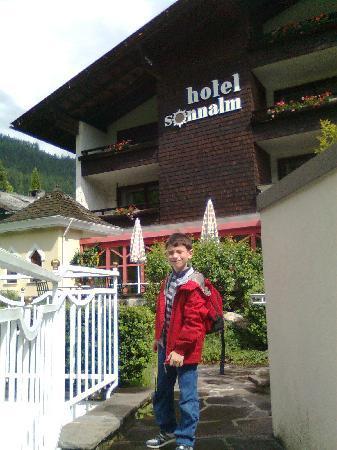 Hotel Sonnalm: Filippo al Sonnhalm