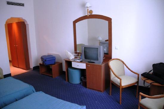 Ramada Plovdiv Trimontium: Zimmer