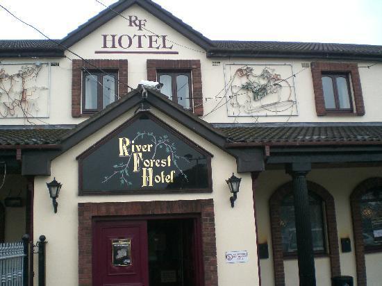 Leixlip, Irland: Entrance