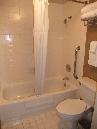Clarion Hotel: salle de bain