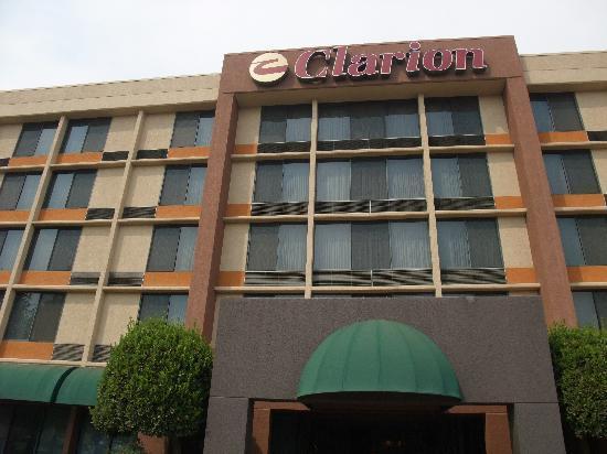 Clarion Hotel: entrée