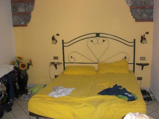 Bed & Breakfast Giulia : il nostro comodo lettuccio