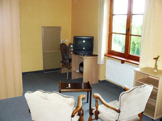 Hotel Hinterland : Room 13.